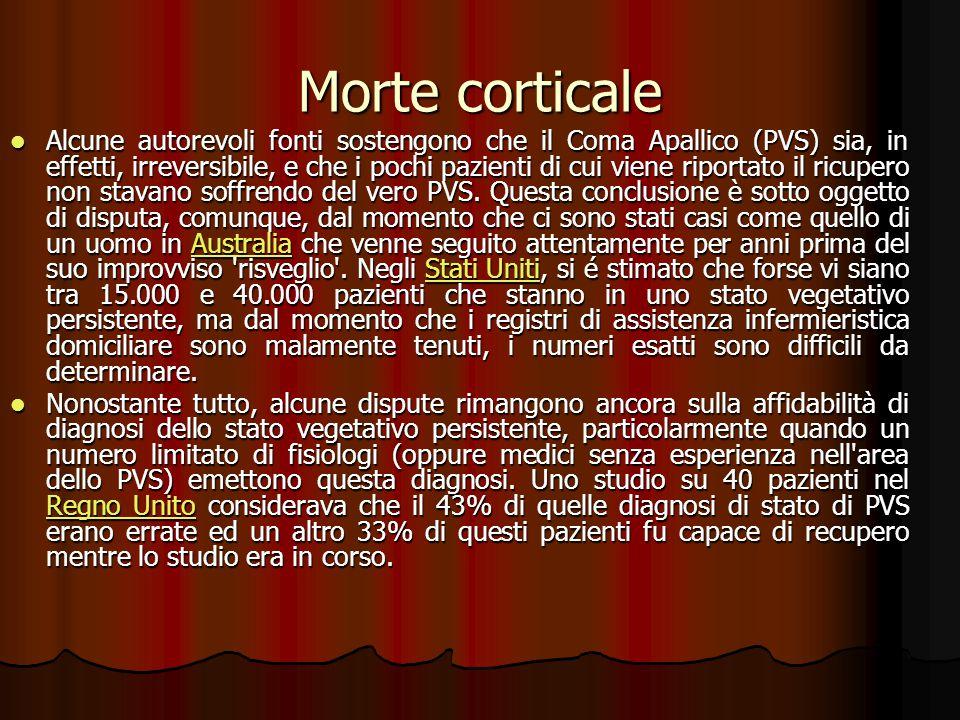 Morte corticale