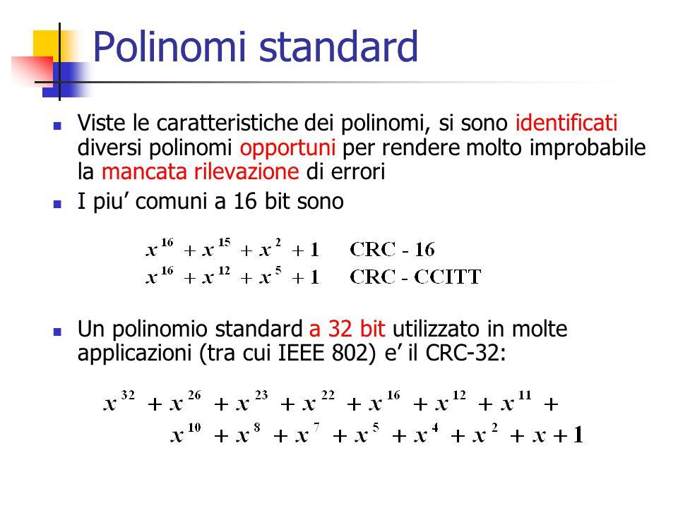 Polinomi standard