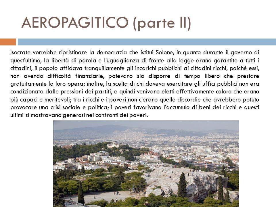 AEROPAGITICO (parte II)