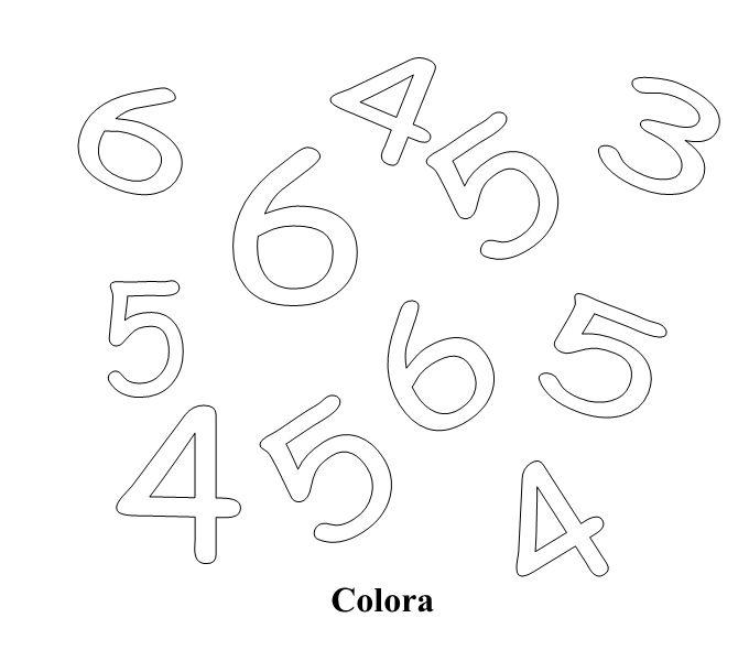 4 6 3 5 6 5 6 5 4 5 4 Colora