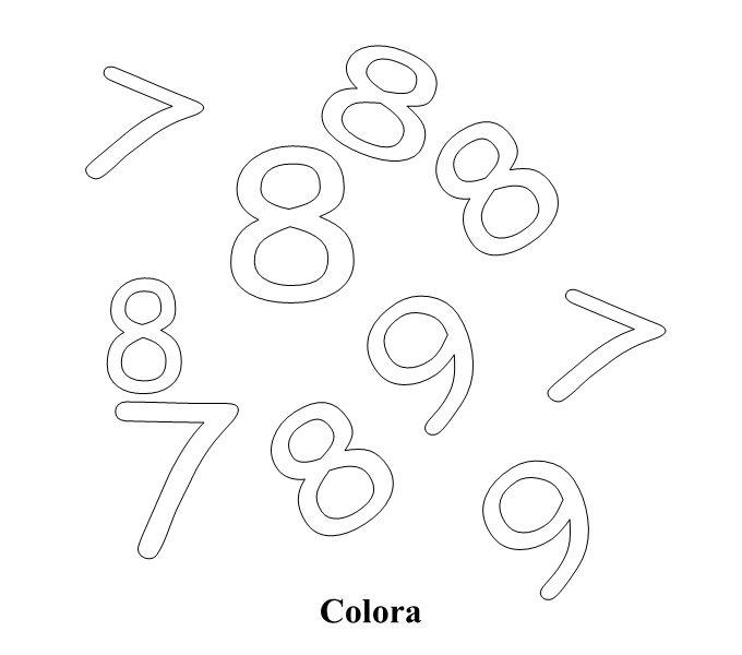 8 7 8 8 8 9 7 7 8 9 Colora