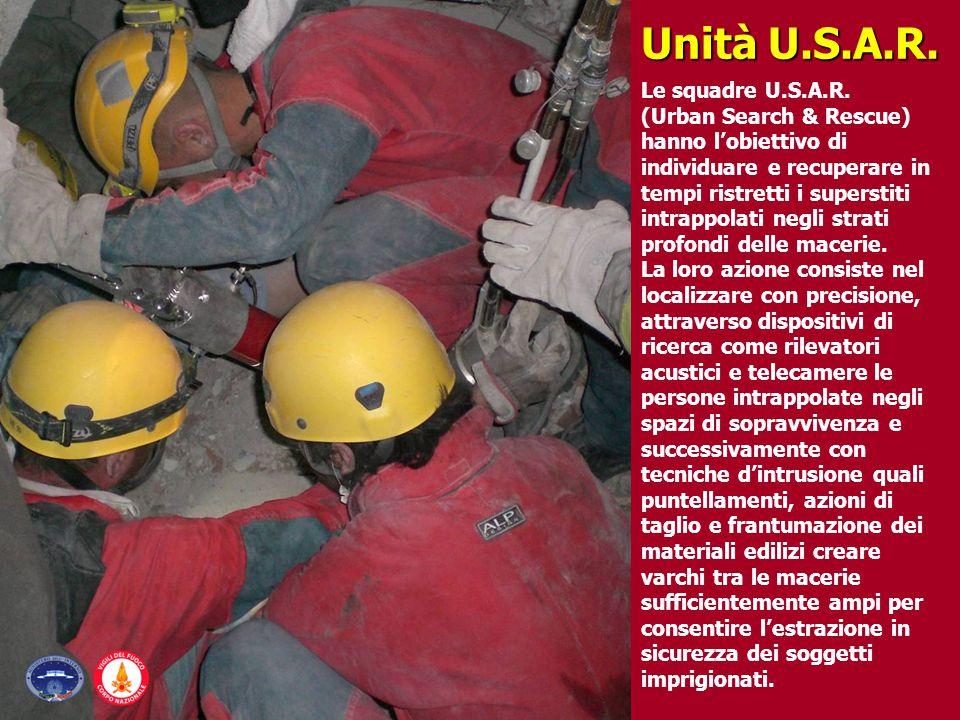 Unità U.S.A.R.