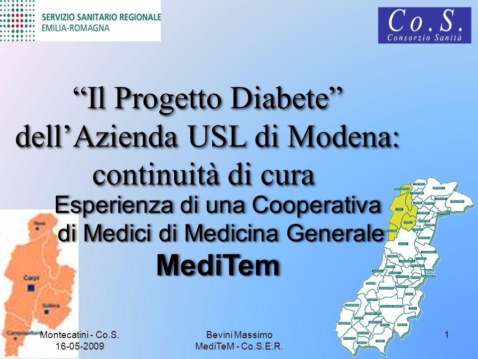 dell'Azienda USL di Modena: continuità di cura