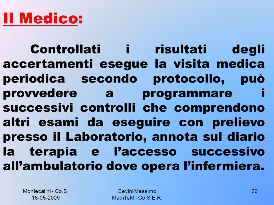 Bevini Massimo MediTeM - Co.S.E.R.