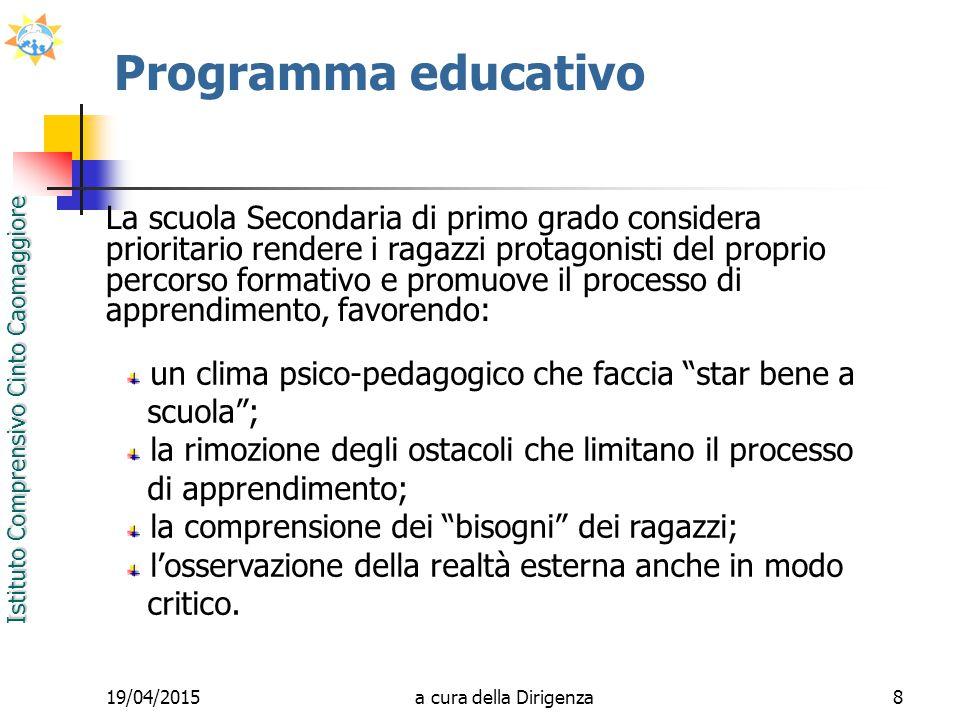 18/12/11 Programma educativo.