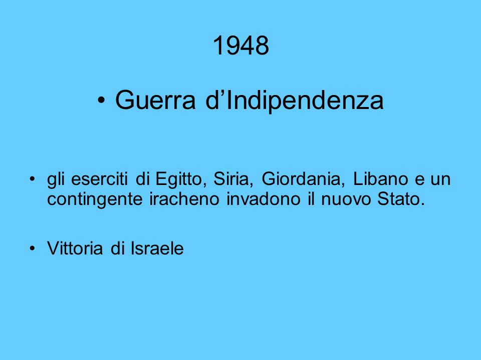Guerra d'Indipendenza