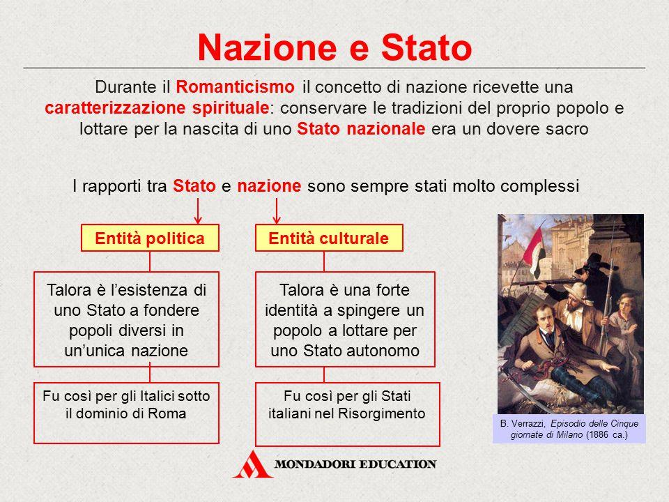 Nazione e Stato