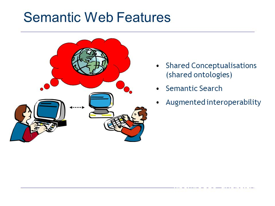 Semantic Web Features Access quality directly