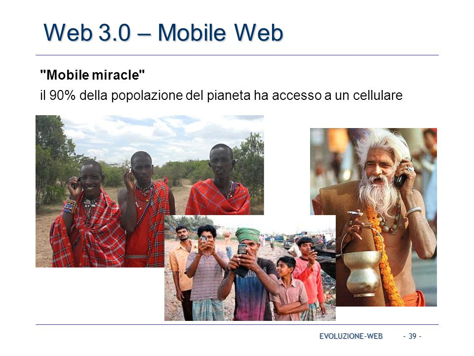 Web 3.0 – Mobile Web Mobile miracle