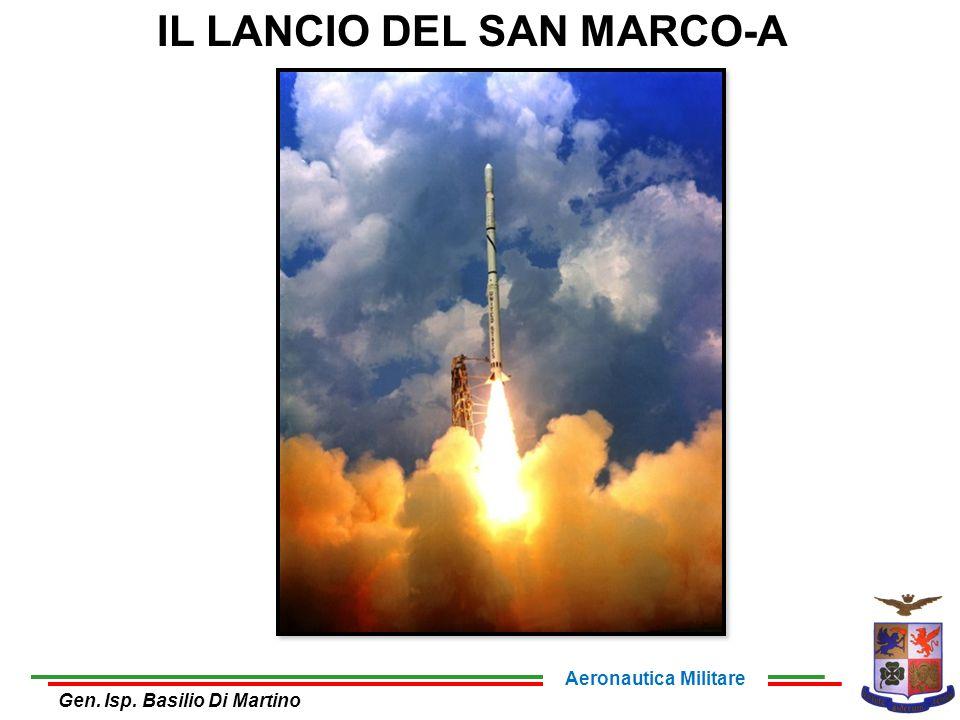 IL LANCIO DEL SAN MARCO-A