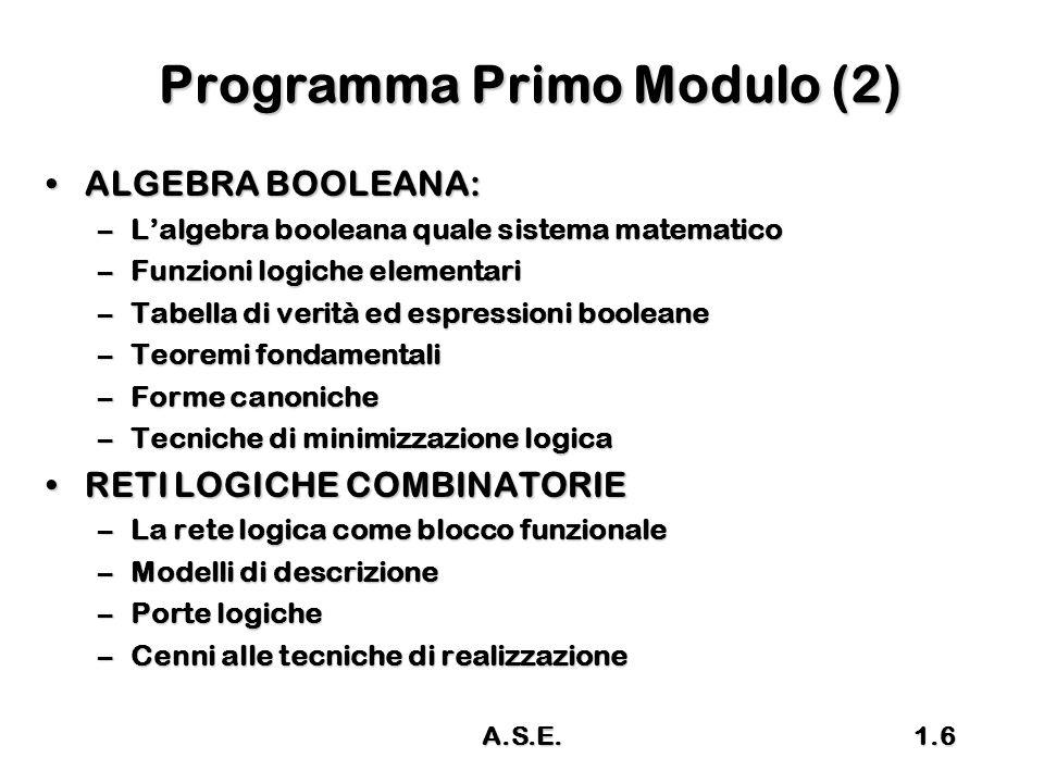 Programma Primo Modulo (2)