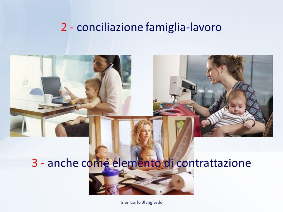 2 - conciliazione famiglia-lavoro
