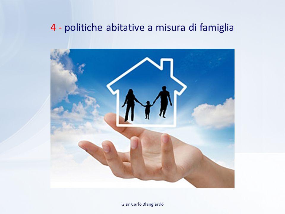 4 - politiche abitative a misura di famiglia