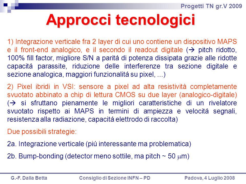 Approcci tecnologici
