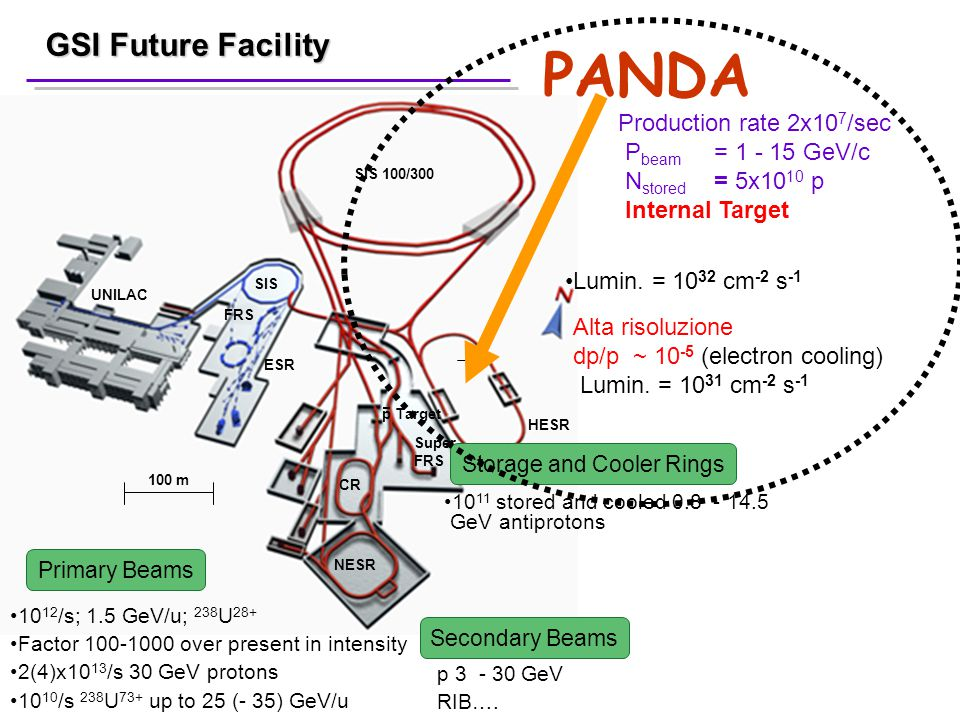Storage and Cooler Rings