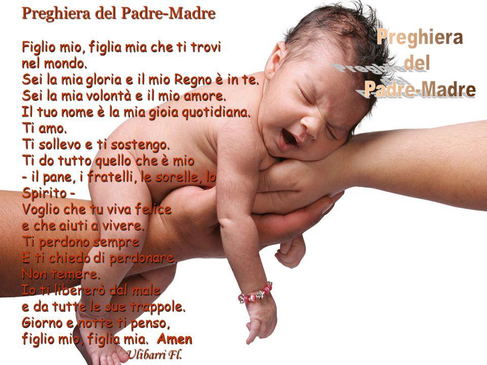 Preghiera del Padre-Madre