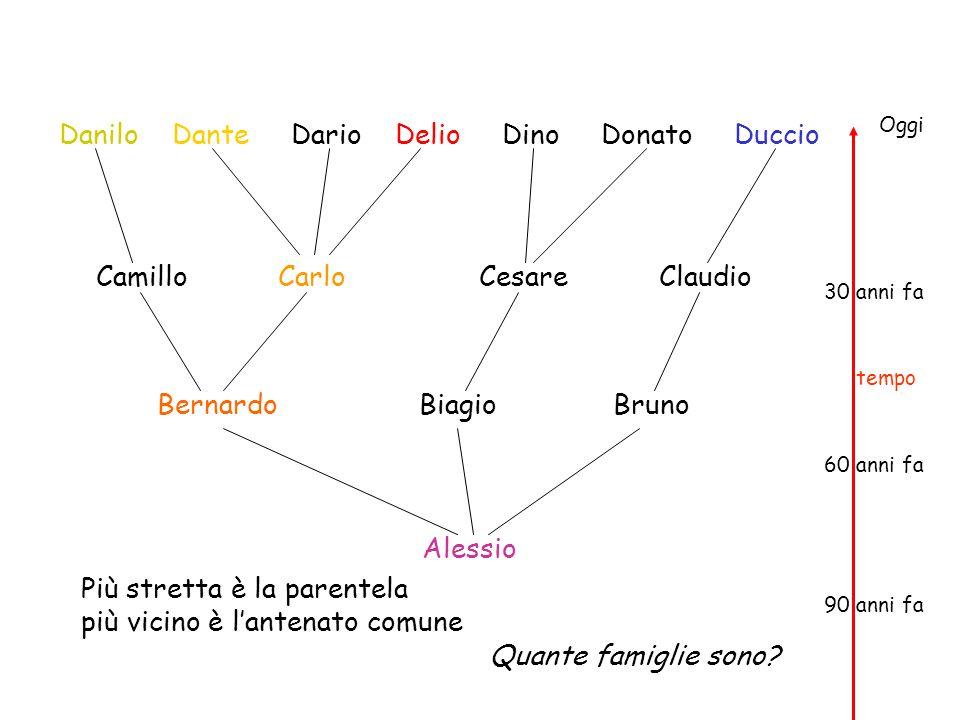 Danilo Dante Dario Delio Dino Donato Duccio