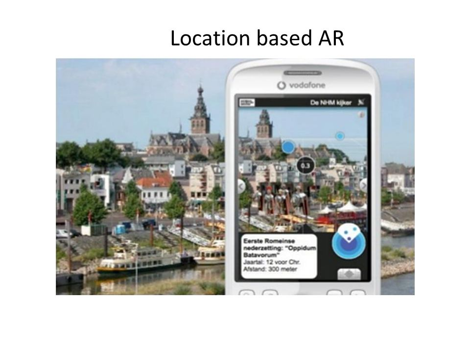 Location based AR