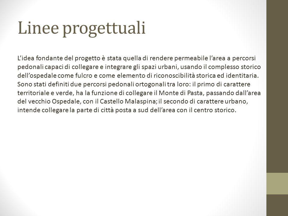 Linee progettuali