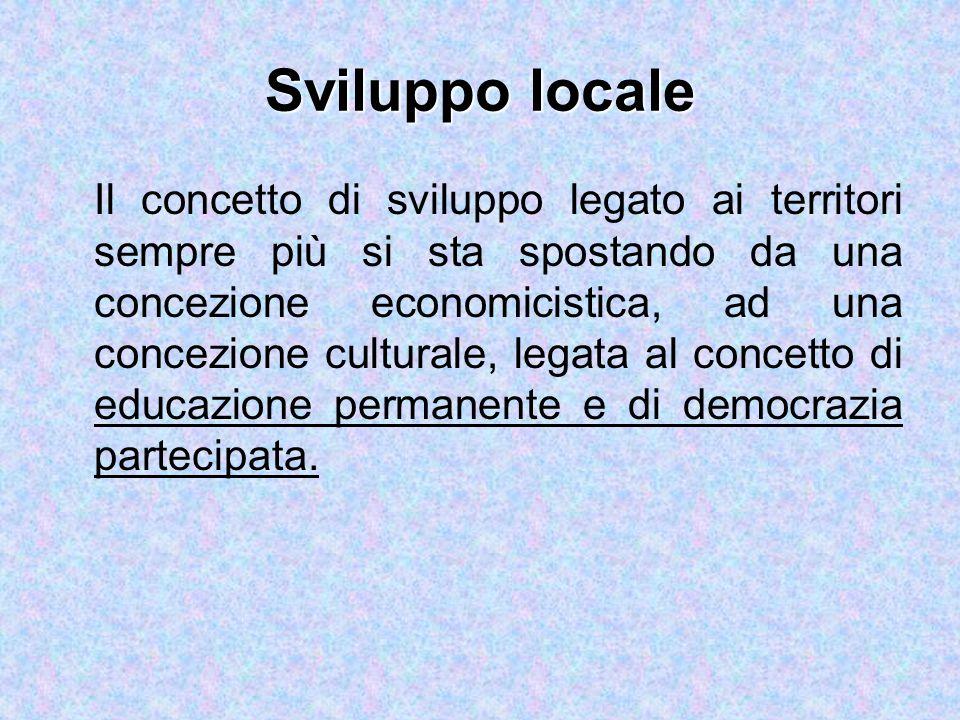 Sviluppo locale
