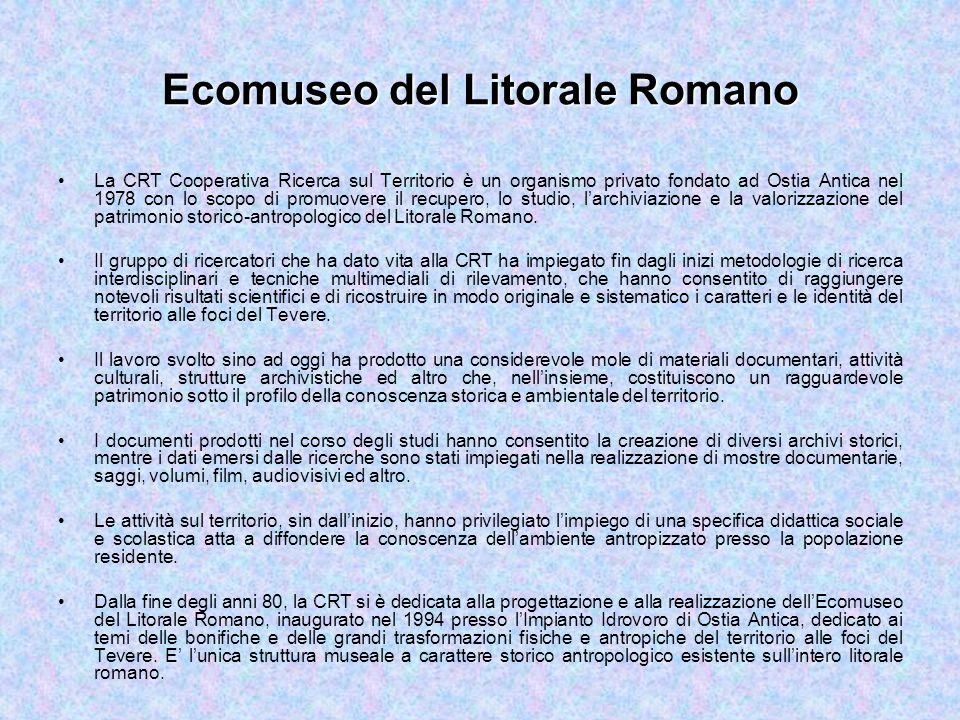 Ecomuseo del Litorale Romano