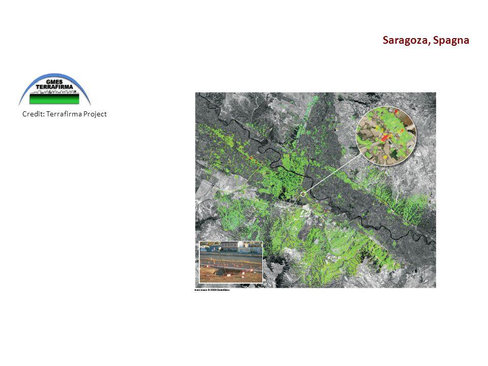 Saragoza, Spagna Credit: Terrafirma Project