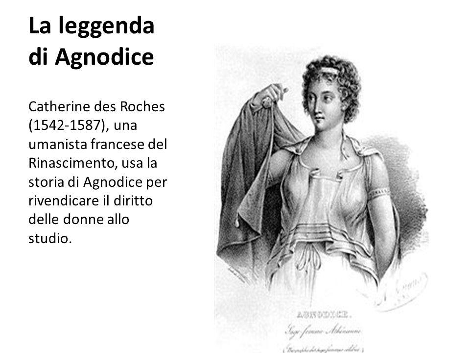 La leggenda di Agnodice