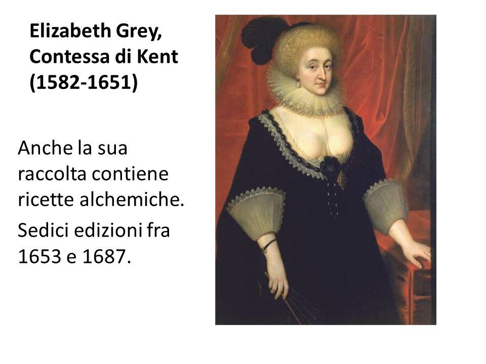 Elizabeth Grey, Contessa di Kent (1582-1651)