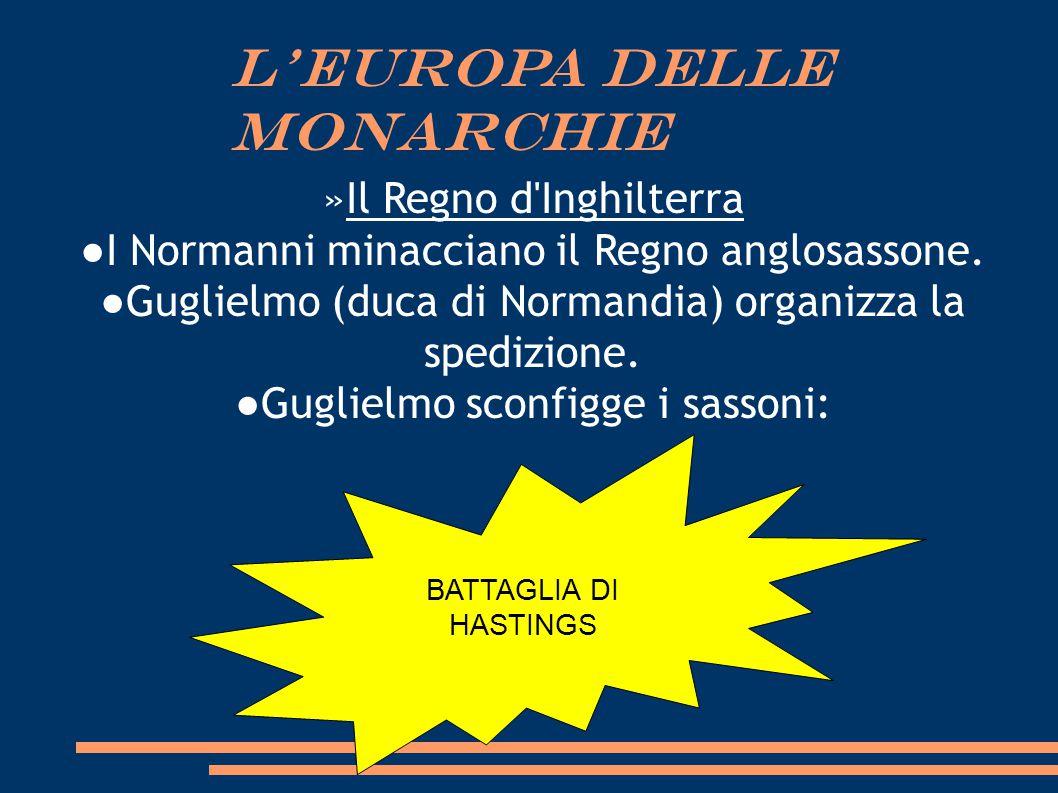 L EUROPA DELLE MONARCHIE
