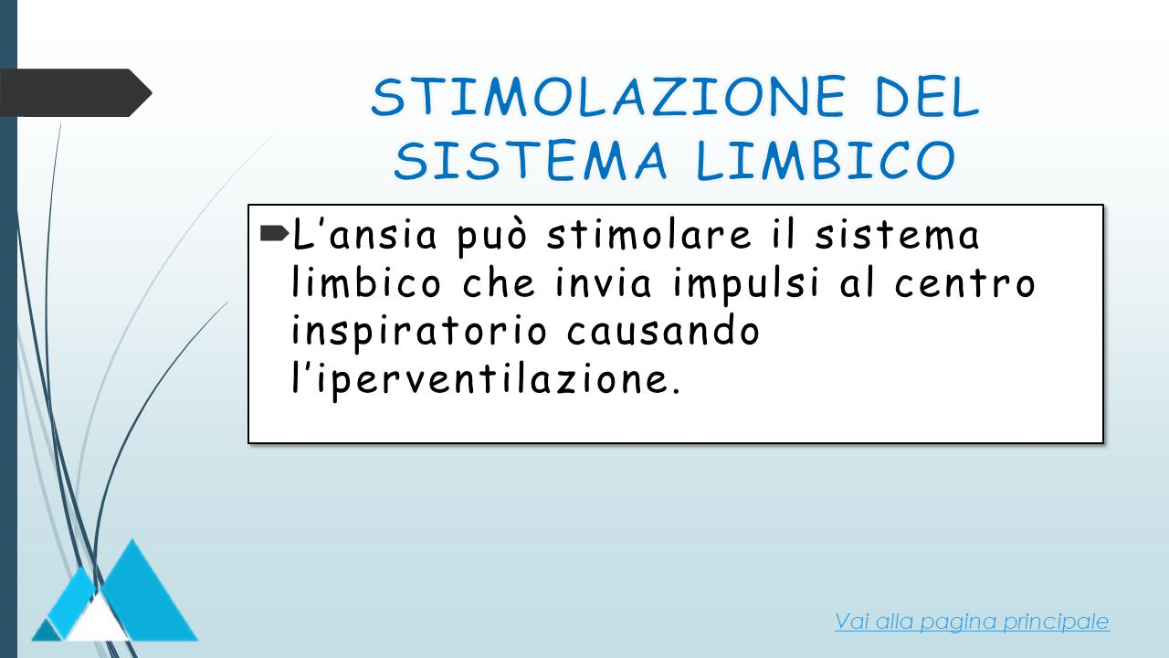 STIMOLAZIONE DEL SISTEMA LIMBICO