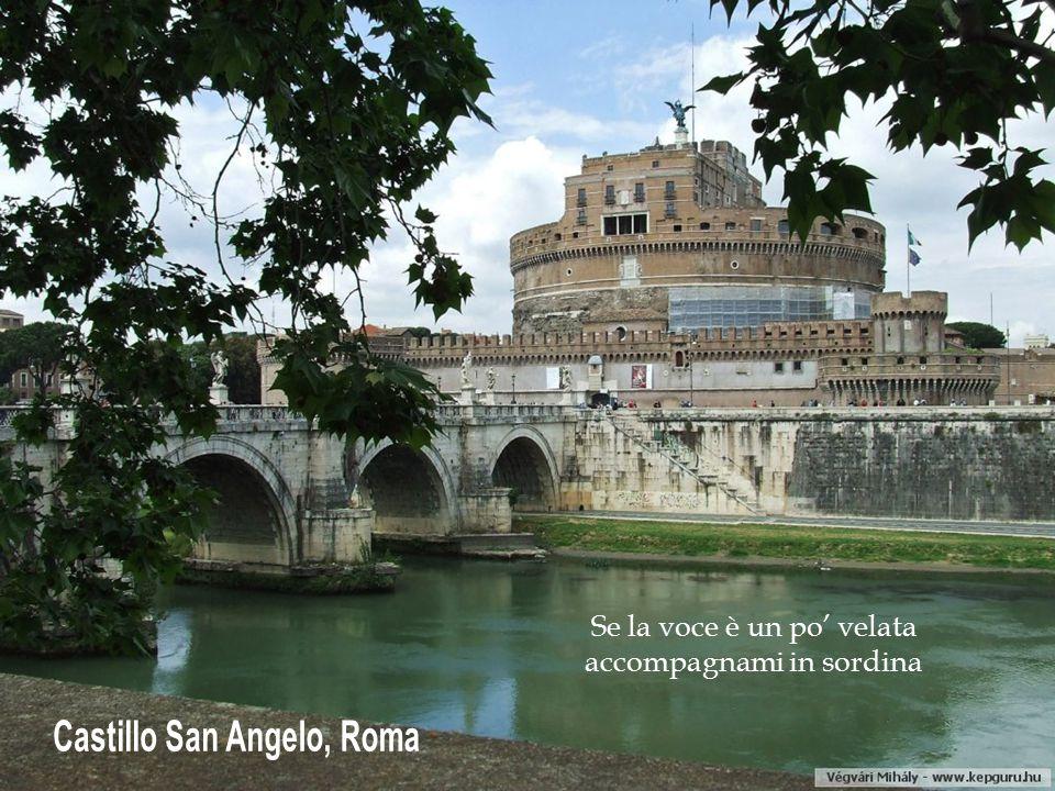 Castillo San Angelo, Roma