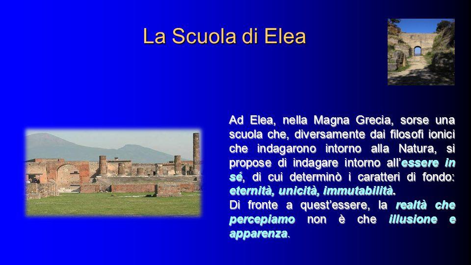 La Scuola di Elea
