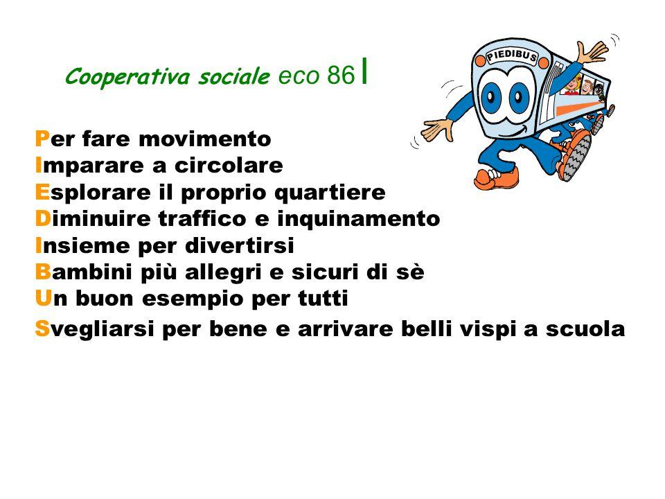 Cooperativa sociale eco 86 I