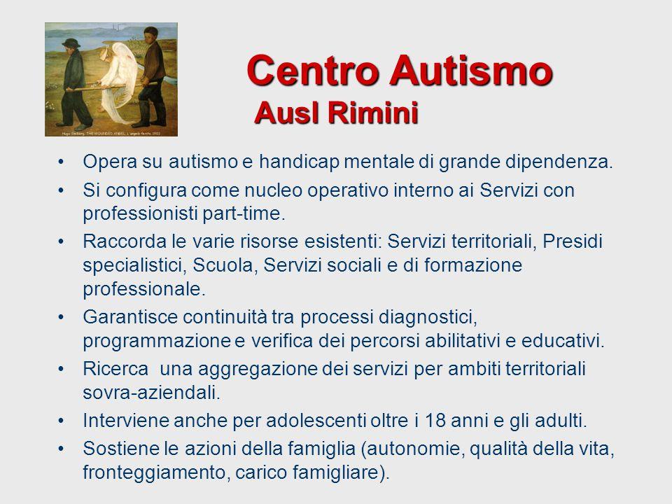Centro Autismo Ausl Rimini