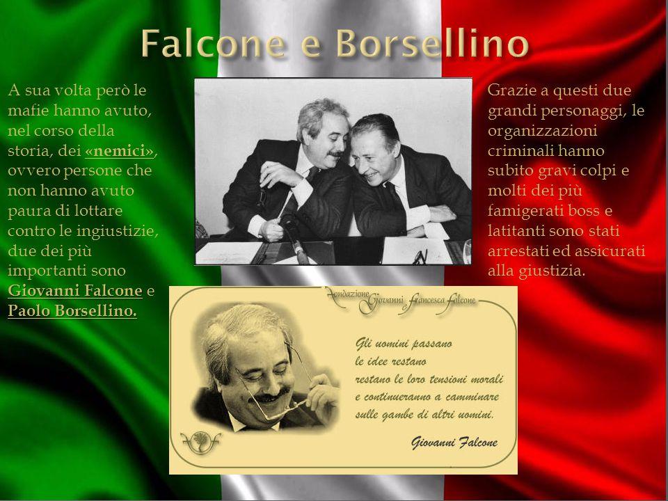 Falcone e Borsellino