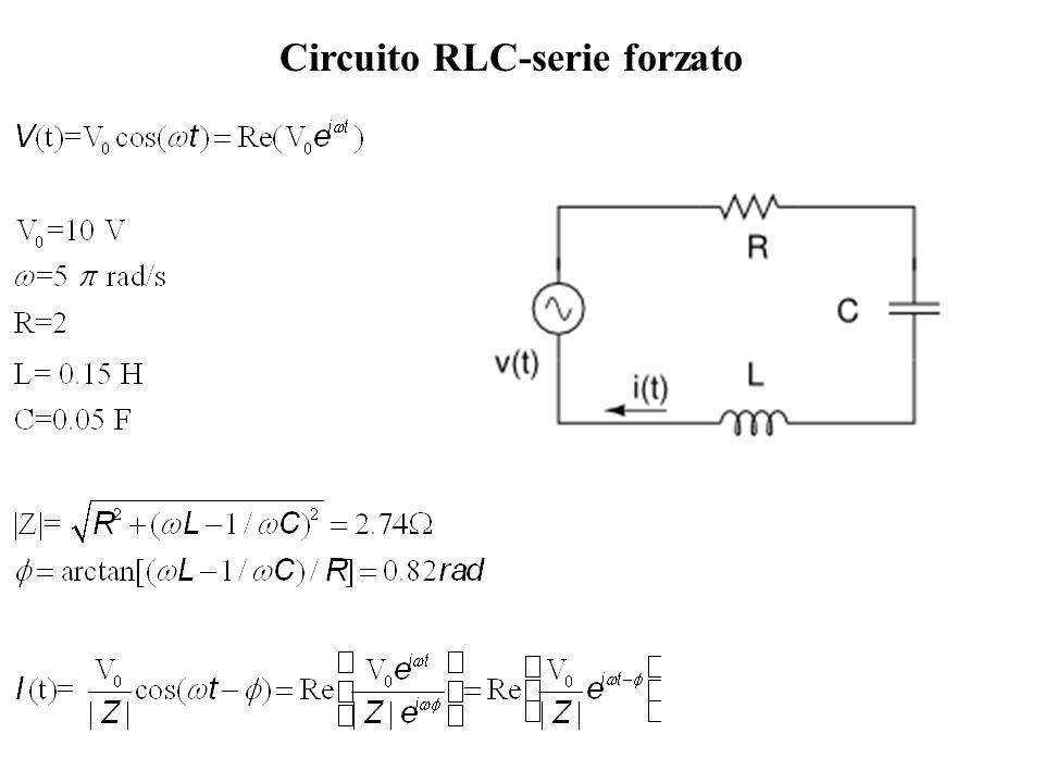 Circuito Rlc Serie Exercicios Resolvidos : Circuito rlc serie forzato ppt video online scaricare