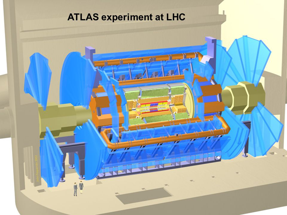 ATLAS experiment at LHC