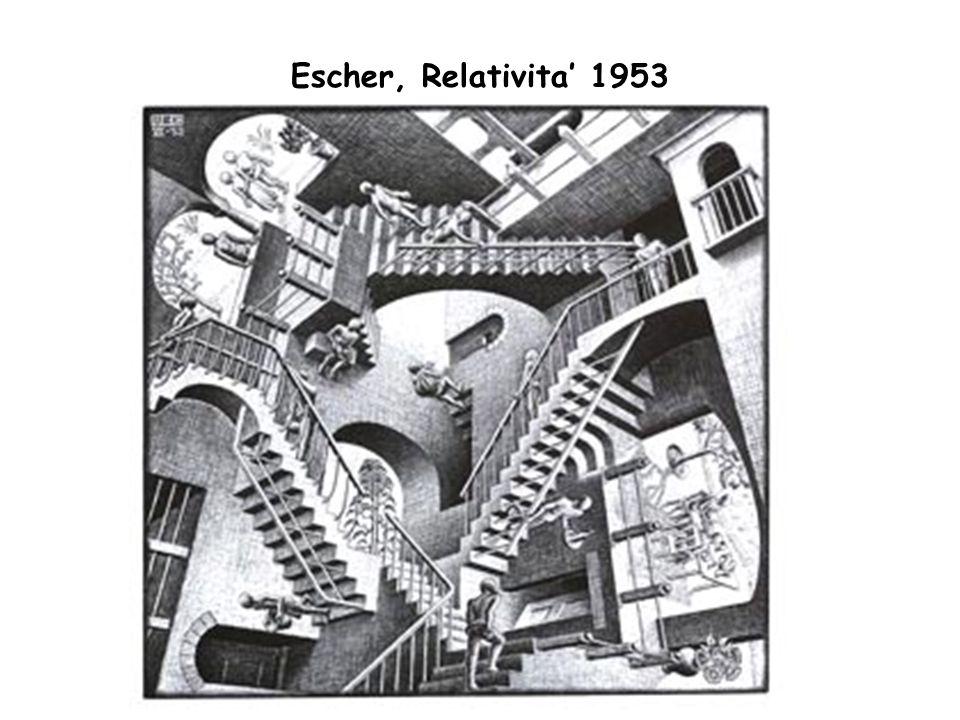 Escher, Relativita' 1953