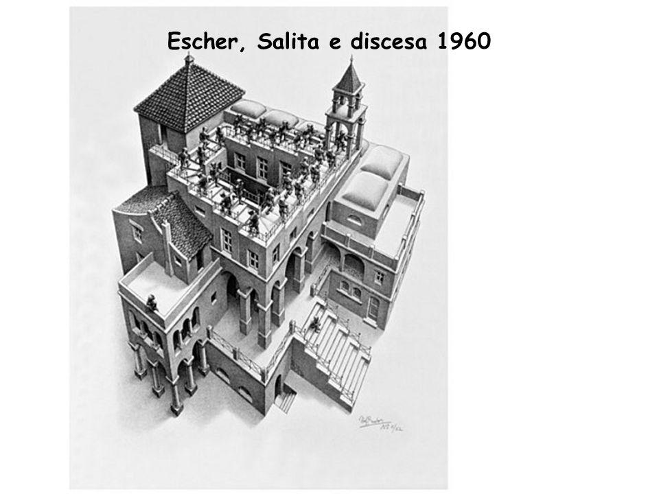 Escher, Salita e discesa 1960