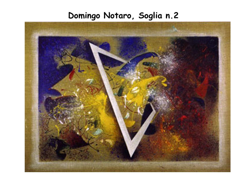 Domingo Notaro, Soglia n.2