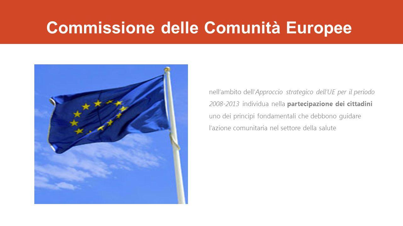 Commissione delle Comunità Europee