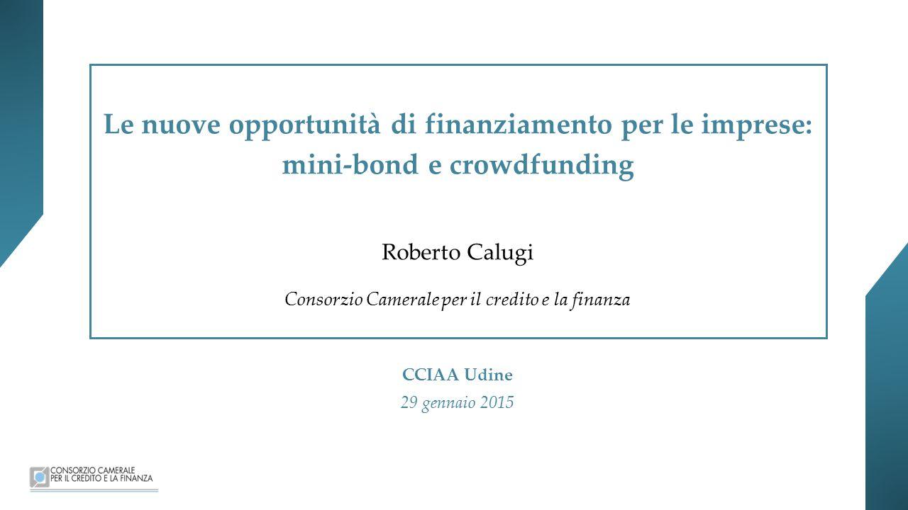 Le nuove opportunità di finanziamento per le imprese: