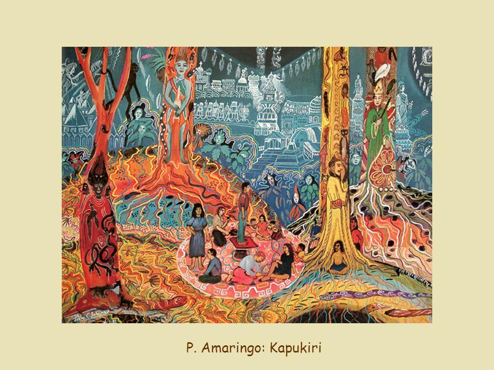 P. Amaringo: Kapukiri