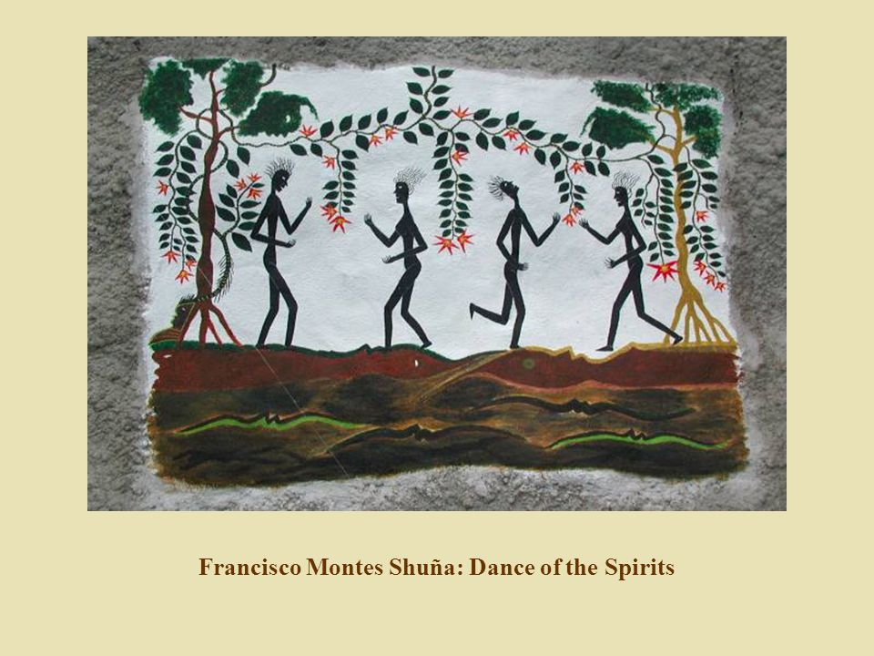 Francisco Montes Shuña: Dance of the Spirits
