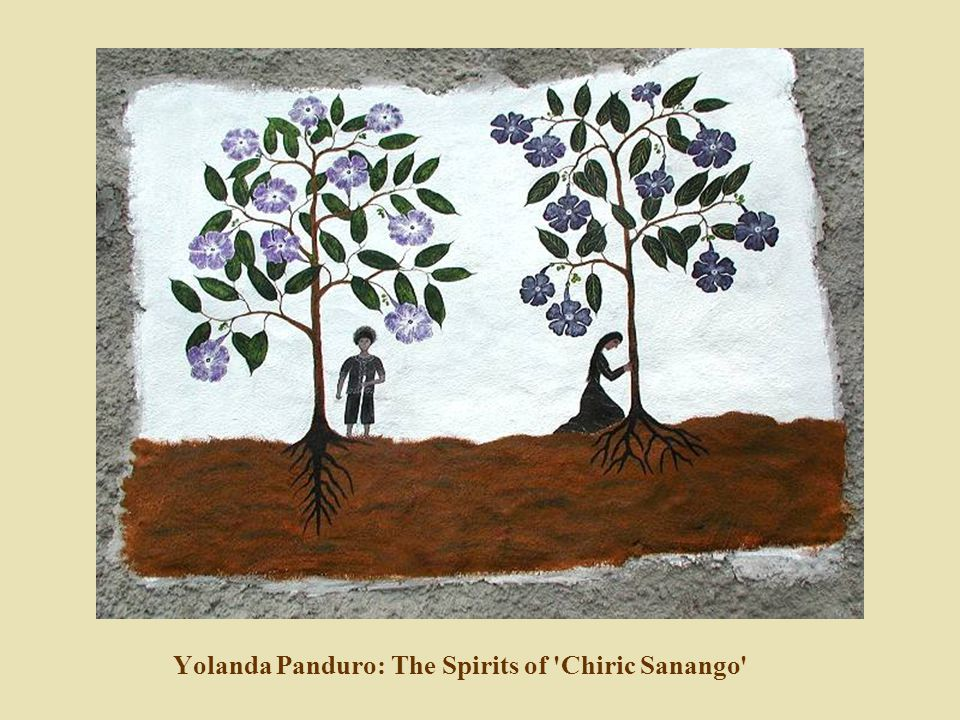 Yolanda Panduro: The Spirits of Chiric Sanango