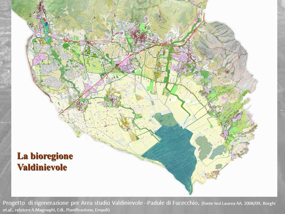 La bioregione Valdinievole
