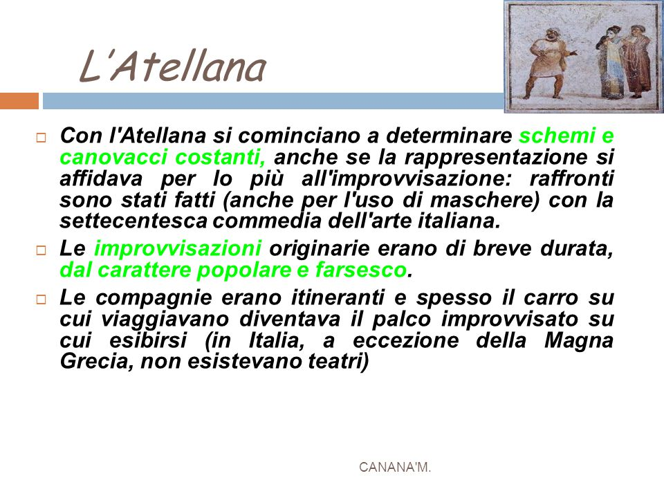 L'Atellana