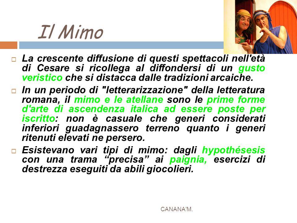 Il Mimo