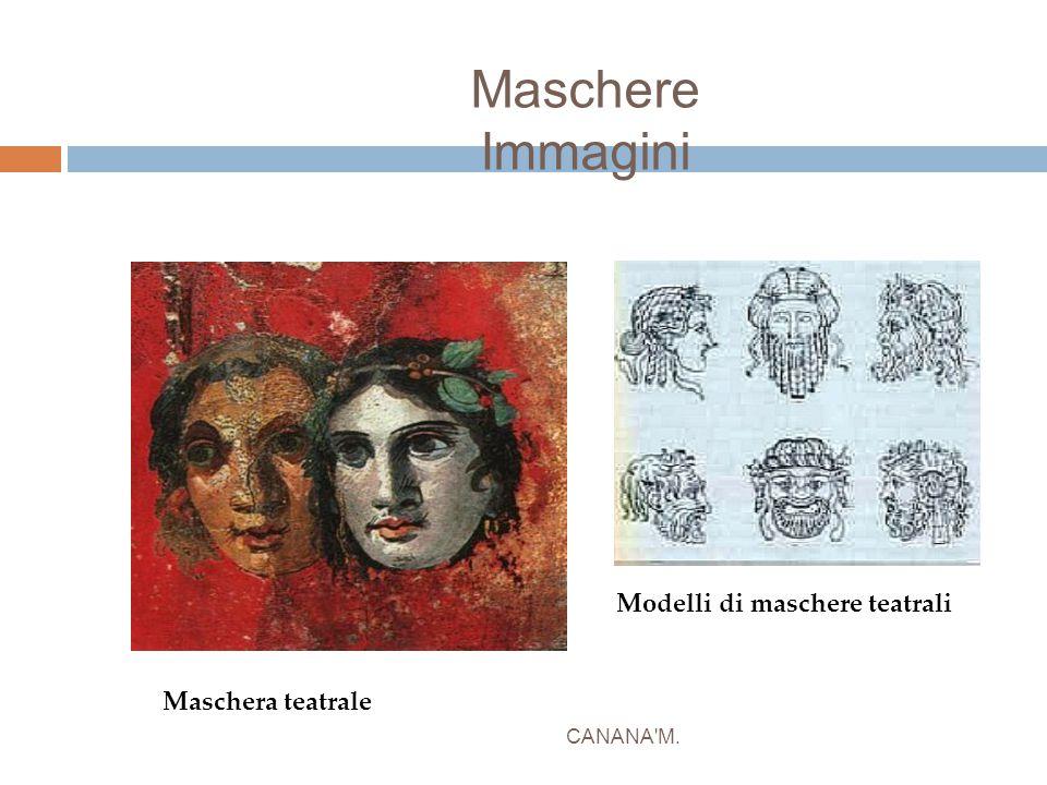 Maschere Immagini Modelli di maschere teatrali Maschera teatrale