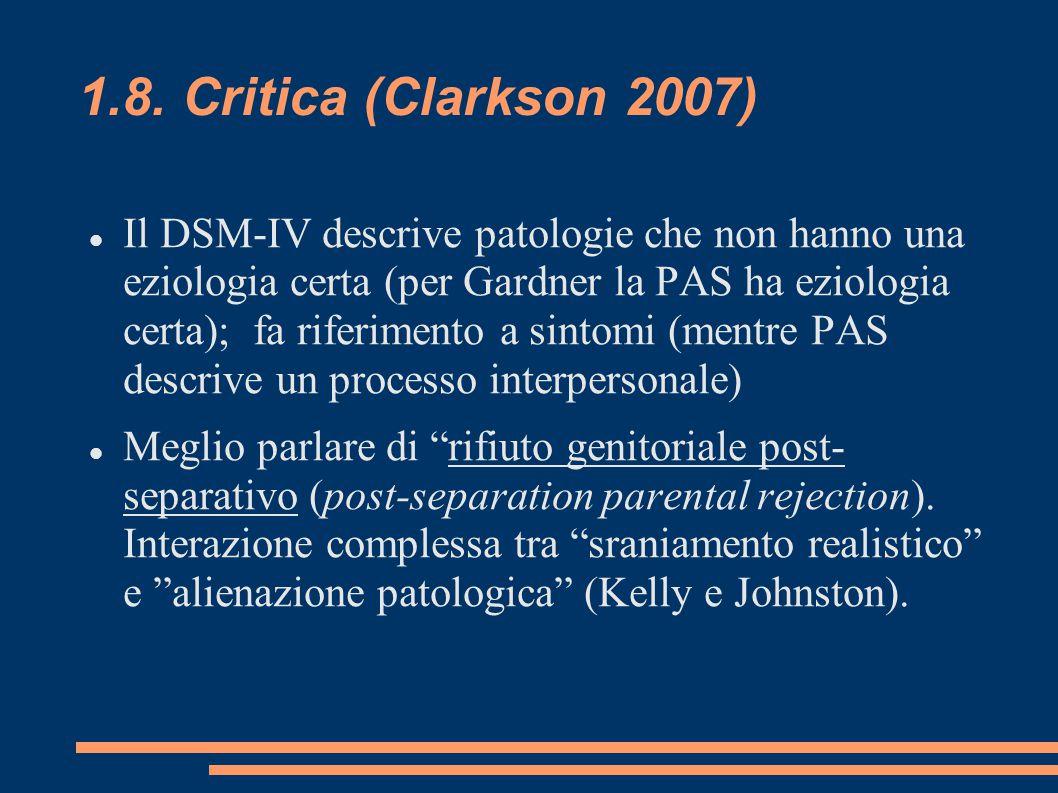 1.8. Critica (Clarkson 2007)